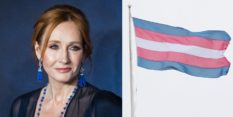 Authors quit JK Rowling agency over its failure to support trans rights